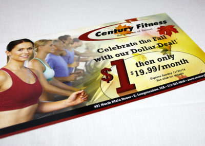 Century fitness front