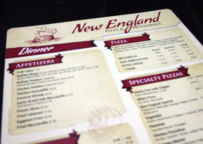 New England Pizza