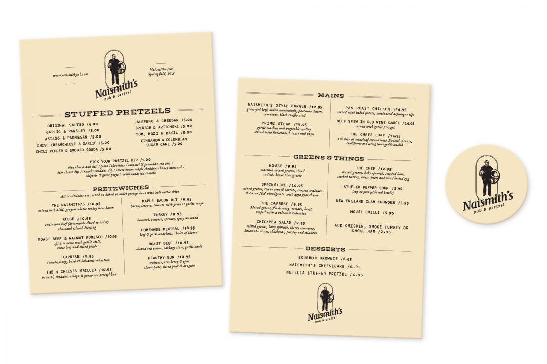 Naismith's Pub and Pretzel