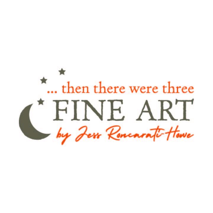Then There Were Three Fine Art