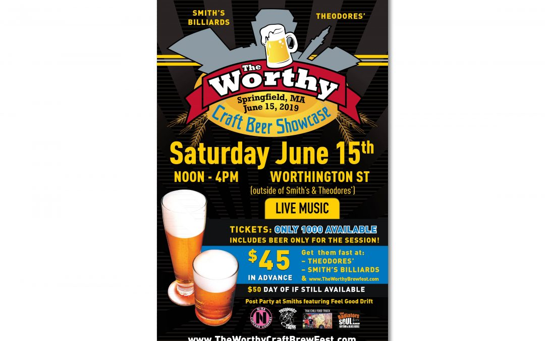 The Worthy Craft Beer Showcase