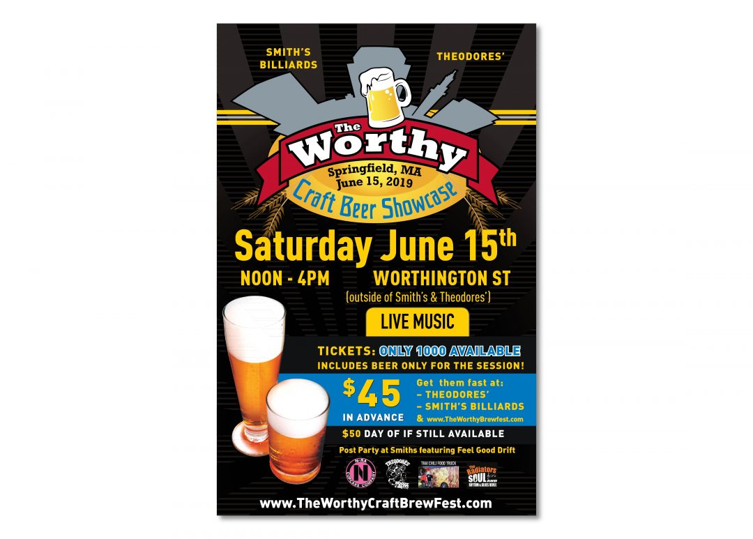 The Worthy Craft Beer Showcase