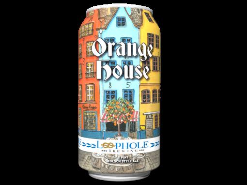 Loophole Orange House Kolsch